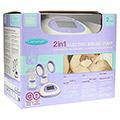 LANSINOH 2in1 elektrische Milchpumpe 1 Stück