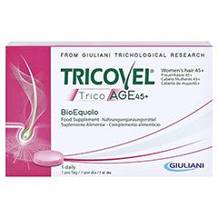 TRICOVEL Trico Age 45+ Haarausfall Frauen 45+ Tab. 30 Stück - Vorderseite
