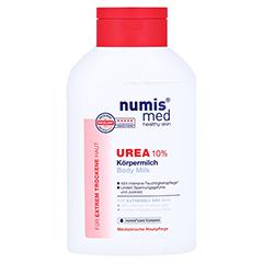 NUMIS med Urea 10% Körpermilch 300 Milliliter