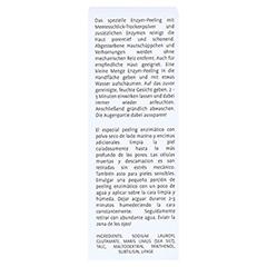 LA MER Enzym-Peeling o.Parfum Pulver 12 Gramm - Rückseite