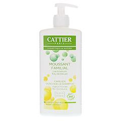 CATTIER Familien Duschgel & Shampoo 500 Milliliter
