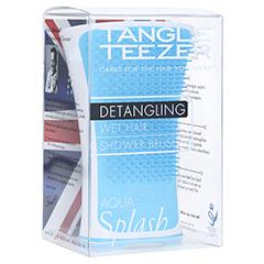 TANGLE Teezer Aqua Splash Haarbürste blau 1 Stück