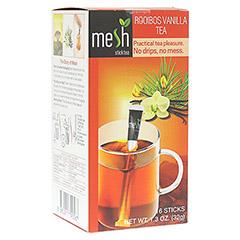 MESH stick Roibusch Tee Vanille 16 Stück