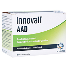INNOVALL Microbiotic AAD Pulver 28x5 Gramm