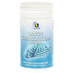 SANGO CORAL Calciumkapseln 60 Stück