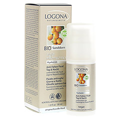LOGONA Age Protection Anti-Falten Fluid 30 Milliliter
