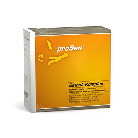PROSAN Gelenk-Komplex Kombip.30 Sticks+30 Kapseln 1 Packung