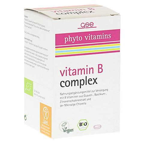 VITAMIN B complex Bio Tabletten 60 Stück