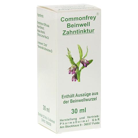COMMONFREY Beinwell Zahntinktur 30 Milliliter