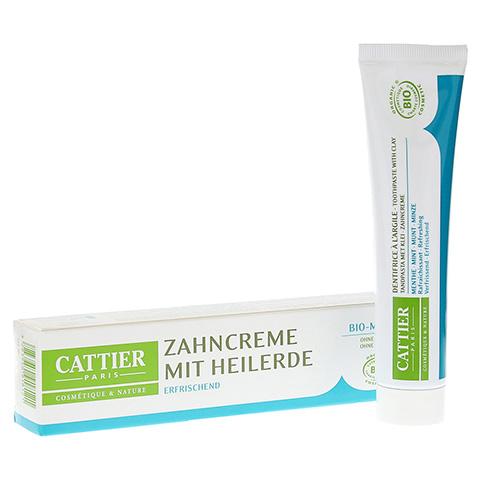 CATTIER Zahncreme mit Minze 75 Milliliter