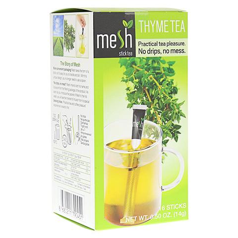 MESH stick Thymian Tee 16 Stück