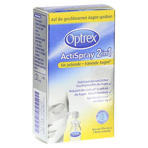OPTREX ActiSpray 2in1 f.juckende+tränende Augen 10 Milliliter