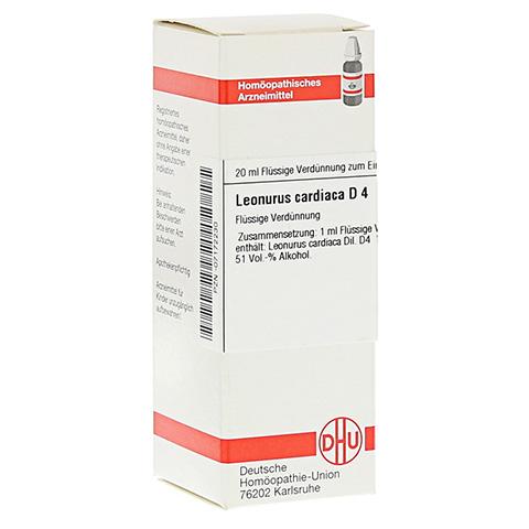 LEONURUS CARDIACA D 4 Dilution 20 Milliliter N1