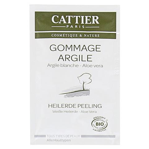 Cattier Weißes Heilerde Maske für alle Hauttypen 12.5 Gramm