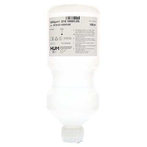 AEROPART STW 1000 FLDG Sterilwasserflasche 1000 Milliliter