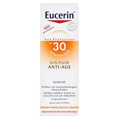 EUCERIN Sun Fluid Anti-Age LSF 30 50 Milliliter - Vorderseite