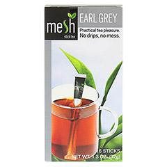 MESH stick Earl Grey Tee 16 Stück - Vorderseite