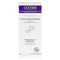 CATTIER Source Delicieuse Feuchtigkeitsmaske 50 Milliliter - Vorderseite