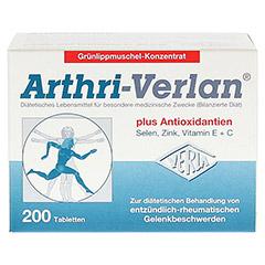 ARTHRI VERLAN Tabletten 200 Stück - Vorderseite