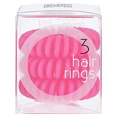 INVISIBOBBLE Haargummi candy pink 3 Stück - Linke Seite