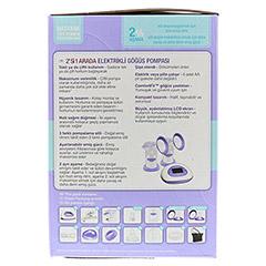 LANSINOH 2in1 elektrische Milchpumpe 1 Stück - Linke Seite