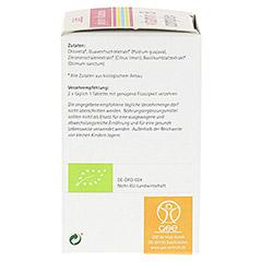 VITAMIN B complex Bio Tabletten 60 Stück - Linke Seite