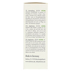 BELIEVA Natural Intensiv Creme 30 Milliliter - Linke Seite