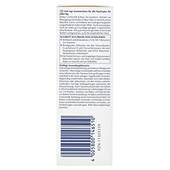 EUCERIN Sun Fluid Anti-Age LSF 30 50 Milliliter - Linke Seite