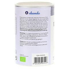 FLOHSAMENSCHALEN gemahlen Bio Pulver 200 Gramm - Linke Seite