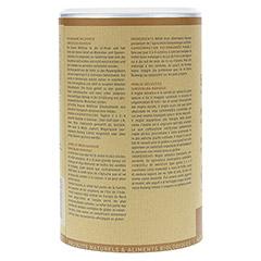 BRAUNHIRSE Bio Pulver 500 Gramm - Linke Seite