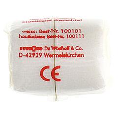 RONDOFLEX Binde weiß 4mx4cm 100101 1 Stück - Linke Seite