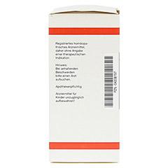 BRYONIA D 30 Tabletten 200 Stück - Linke Seite