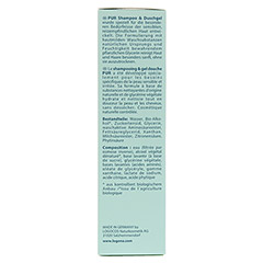 LOGONA PUR Shampoo & Duschgel 250 Milliliter - Linke Seite