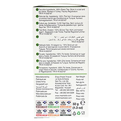 MESH stick grüner Tee 16 Stück - Rechte Seite