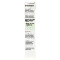 TAXOFIT Zink+Histidin mit Vitamin C Tabletten 40 Stück - Rechte Seite