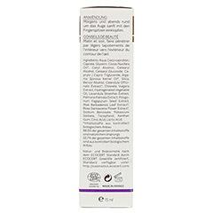 CATTIER Eclat de Rose Anti Aging Augenpflege 15 Milliliter - Rechte Seite