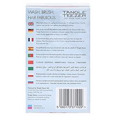 TANGLE Teezer Original Haarbürste blau/pink 1 Stück - Rückseite
