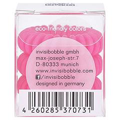 INVISIBOBBLE Haargummi candy pink 3 Stück - Rückseite