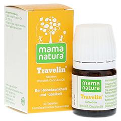 MAMA natura Travelin Reisetabletten 40 Stück N1