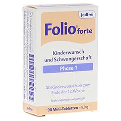 Folio 1 Forte jodfrei Filmtabletten 90 Stück