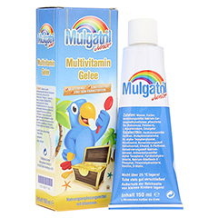 Mulgatol Junior Gel 150 Milliliter