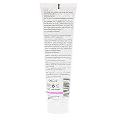 CATTIER Rose Heilerde Maske für empfindliche Haut 100 Milliliter - Rückseite