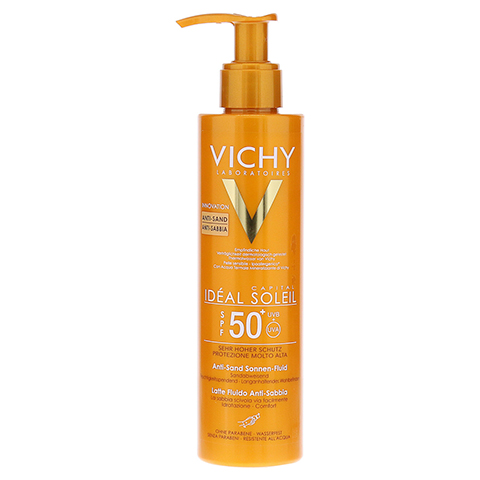 VICHY IDEAL Soleil Anti-Sand Fluid LSF 50 200 Milliliter