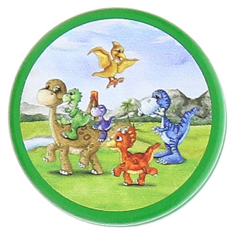 MILCHZAHNDOSE Dinosaurier mit Schraubverschluss 1 Stück