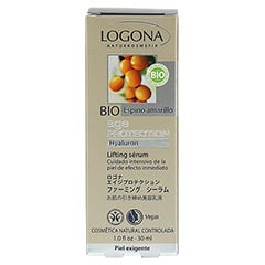 LOGONA Age Protection Lifting Serum 30 Milliliter - Rückseite