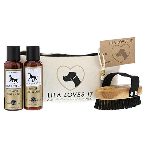 Beauty Bag kurzhaar Lila Loves it vet. 1 Stück