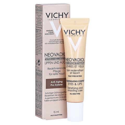 Vichy Neovadiol Augen- & Lippenpflege 15 Milliliter