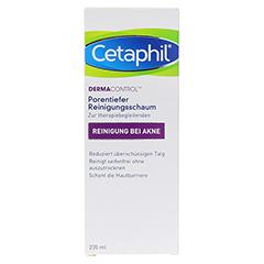 CETAPHIL Dermacontrol Reinigungsschaum 235 Milliliter - Vorderseite