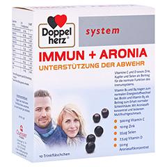 DOPPELHERZ Immun+Aronia system Ampullen 10 Stück