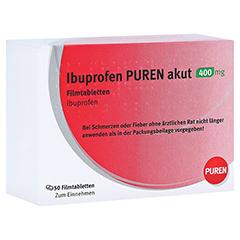 Ibuprofen PUREN akut 400mg 50 Stück N3